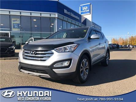 2013 Hyundai Santa Fe Sport  (Stk: E4688) in Edmonton - Image 1 of 28