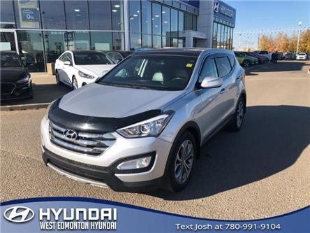 2013 Hyundai Santa Fe Sport  (Stk: E4688) in Edmonton - Image 2 of 28