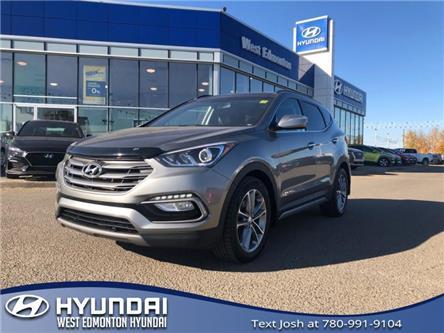 2017 Hyundai Santa Fe Sport  (Stk: E4684) in Edmonton - Image 1 of 29