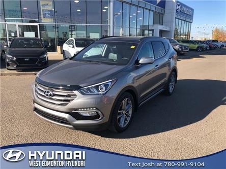 2017 Hyundai Santa Fe Sport  (Stk: E4684) in Edmonton - Image 2 of 29