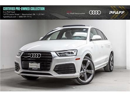 2016 Audi Q3 2.0T Technik (Stk: 53438) in Newmarket - Image 1 of 22