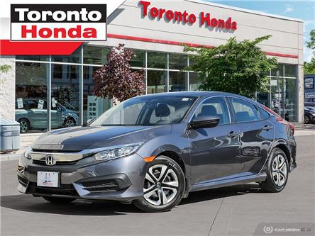 2017 Honda Civic LX (Stk: 39496) in Toronto - Image 1 of 27