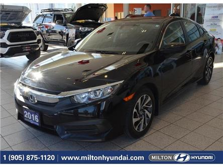 2016 Honda Civic EX (Stk: 001094) in Milton - Image 1 of 36