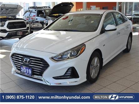 2019 Hyundai Sonata Hybrid  (Stk: 090737) in Milton - Image 1 of 38