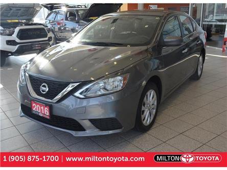 2016 Nissan Sentra  (Stk: 638809) in Milton - Image 1 of 37