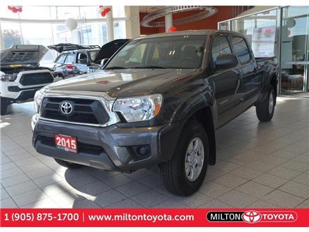 2015 Toyota Tacoma V6 (Stk: 033367) in Milton - Image 1 of 37