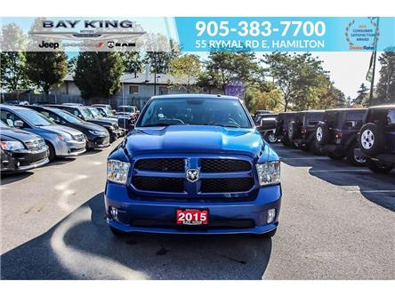 2015 RAM 1500 ST (Stk: 197333A) in Hamilton - Image 2 of 18