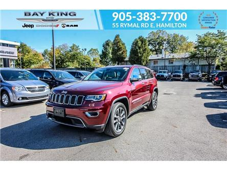 2018 Jeep Grand Cherokee Limited (Stk: 6957) in Hamilton - Image 1 of 26