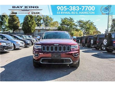 2018 Jeep Grand Cherokee Limited (Stk: 6957) in Hamilton - Image 2 of 26