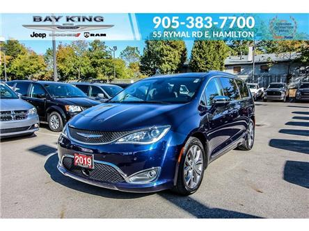 2019 Chrysler Pacifica Limited (Stk: 6958) in Hamilton - Image 1 of 30