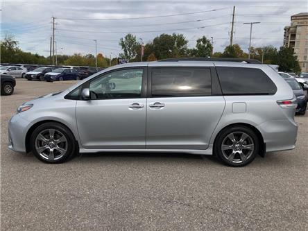2019 Toyota Sienna SE (Stk: U2883) in Vaughan - Image 2 of 24