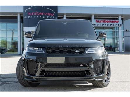 2019 Land Rover Range Rover Sport SVR (Stk: 19MSD1065) in Mississauga - Image 2 of 27
