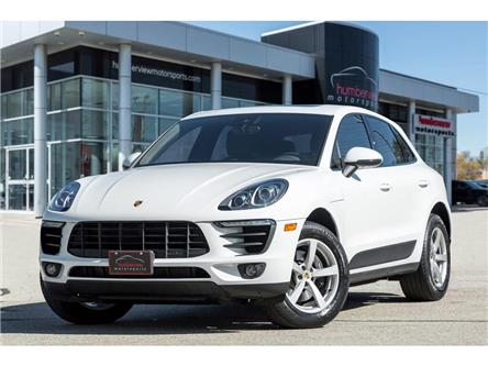 2017 Porsche Macan Base (Stk: 19HMS1063) in Mississauga - Image 1 of 23