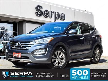2013 Hyundai Santa Fe Sport 2.4 Luxury (Stk: 194083A) in Toronto - Image 1 of 27