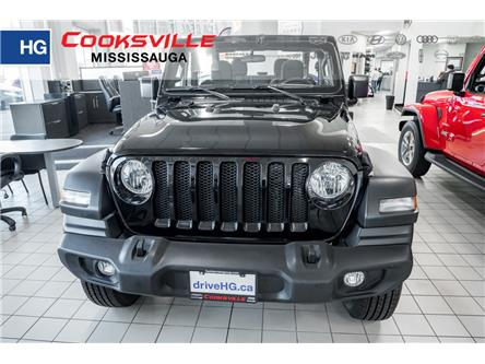 2019 Jeep Wrangler Sport (Stk: KW609706) in Mississauga - Image 2 of 14