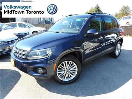 2016 Volkswagen Tiguan Special Edition (Stk: P7341) in Toronto - Image 1 of 29