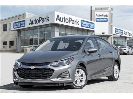 2019 Chevrolet Cruze LT (Stk: ) in Mississauga - Image 1 of 18