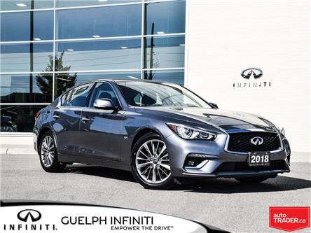 2018 Infiniti Q50  (Stk: IUP1957) in Guelph - Image 1 of 28