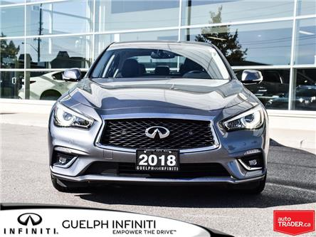 2018 Infiniti Q50  (Stk: IUP1957) in Guelph - Image 2 of 28