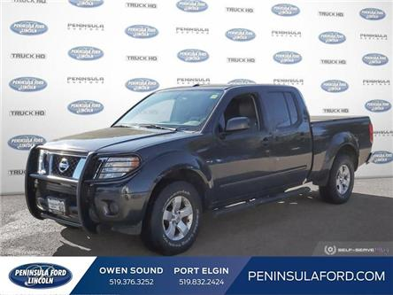 2013 Nissan Frontier  (Stk: 19FE310A) in Owen Sound - Image 1 of 23