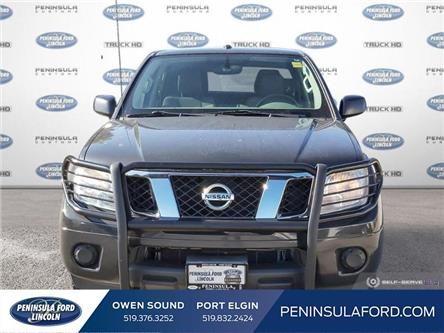 2013 Nissan Frontier  (Stk: 19FE310A) in Owen Sound - Image 2 of 23