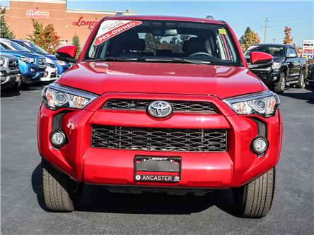 2018 Toyota 4Runner SR5 (Stk: P155) in Ancaster - Image 2 of 29