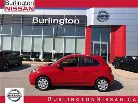 2017 Nissan Micra  (Stk: A6812) in Burlington - Image 1 of 18