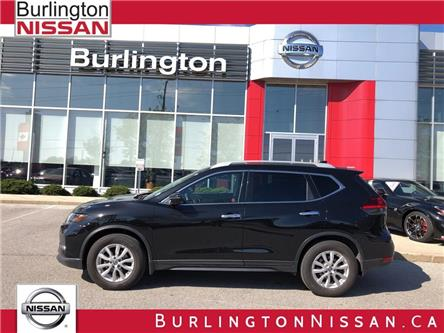 2017 Nissan Rogue SV (Stk: A6827) in Burlington - Image 1 of 17