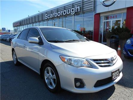 2013 Toyota Corolla  (Stk: Y20028A) in Scarborough - Image 1 of 22