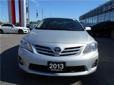 2013 Toyota Corolla  (Stk: Y20028A) in Scarborough - Image 2 of 22