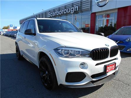 2015 BMW X5 xDrive35i (Stk: P7699A) in Scarborough - Image 1 of 30
