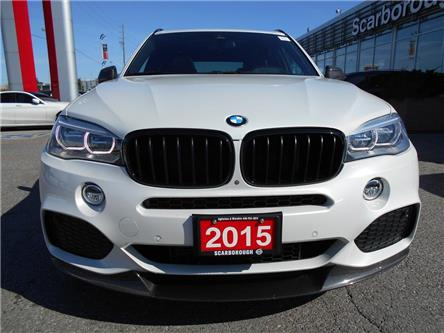 2015 BMW X5 xDrive35i (Stk: P7699A) in Scarborough - Image 2 of 30