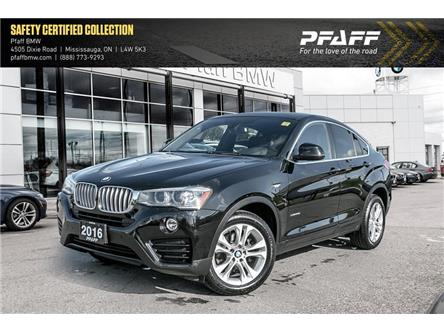 2016 BMW X4 xDrive28i (Stk: 21868A) in Mississauga - Image 1 of 22