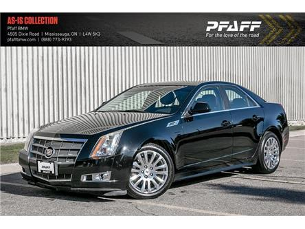 2010 Cadillac CTS 3.6L (Stk: 22837A) in Mississauga - Image 1 of 22