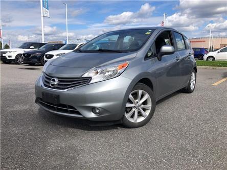 2014 Nissan Versa Note SL (Stk: 11105a) in Ottawa - Image 1 of 12