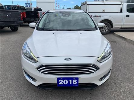 2016 Ford Focus Titanium (Stk: P6877A) in St. Thomas - Image 2 of 28