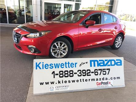 2016 Mazda Mazda3 Sport GS (Stk: 35842A) in Kitchener - Image 1 of 30
