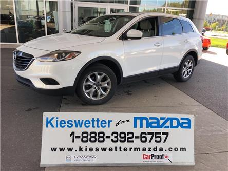 2015 Mazda CX-9 GS (Stk: U3883) in Kitchener - Image 1 of 28