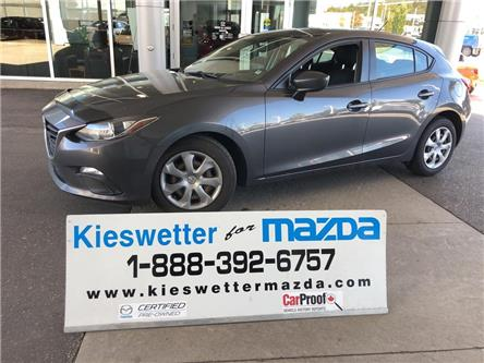 2015 Mazda Mazda3 Sport GX (Stk: U3891) in Kitchener - Image 1 of 25