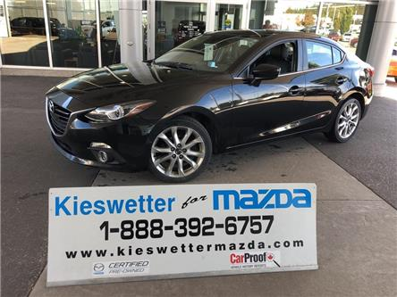 2015 Mazda Mazda3 GT (Stk: U3886) in Kitchener - Image 1 of 26