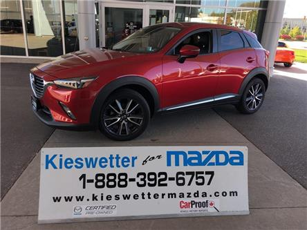 2018 Mazda CX-3 GT (Stk: U3882) in Kitchener - Image 2 of 30