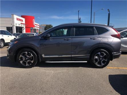 2017 Honda CR-V Touring (Stk: 58699A) in Scarborough - Image 2 of 20