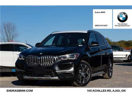 2020 BMW X1 xDrive28i (Stk: 12964) in Ajax - Image 1 of 21