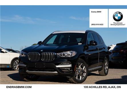 2020 BMW X3 xDrive30i (Stk: 35707) in Ajax - Image 1 of 20
