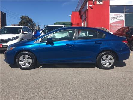 2015 Honda Civic LX (Stk: 58019A) in Scarborough - Image 2 of 20