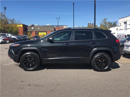 2015 Jeep Cherokee Trailhawk (Stk: 58167A) in Scarborough - Image 2 of 21