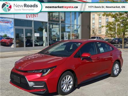 2020 Toyota Corolla SE (Stk: 34673) in Newmarket - Image 1 of 19