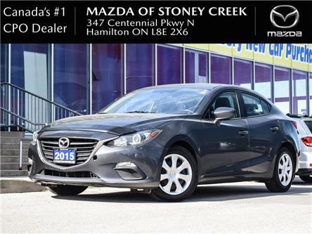 2015 Mazda Mazda3 GX (Stk: SU1405) in Hamilton - Image 1 of 21