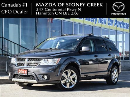 2014 Dodge Journey SXT (Stk: SU1371A) in Hamilton - Image 1 of 22