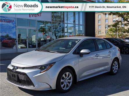 2020 Toyota Corolla LE (Stk: 34716) in Newmarket - Image 1 of 18